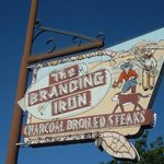 The Branding Iron Restaurant