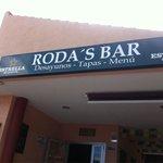 Roda bar and tapas