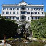 Villa Carlotta; bezienswaardigheid naast het hotel