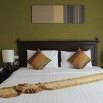 simple nice bed