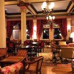 Famous Tea Lobby