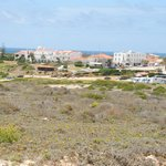 Mareta beach hotel and surroundings