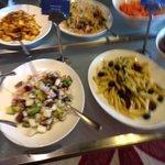salads at kilimanjaro grand hyatt dar
