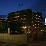 Hôtel de nuit !