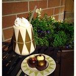 Truffles and Hot Chocolate