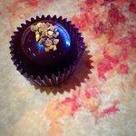My Currant Honey truffle - made with Alaskan honey & mead