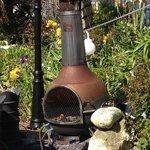 heater for garden
