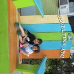 Angelfish Inn is great for kids