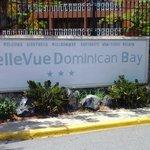 Dominican bay... Excelente...