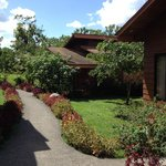 Bungalows with patio