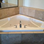 Jacuzzi Tub - Separate from Main Bathroom