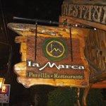 Restaurante la marca
