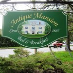 Foto de Antique Mansion B&B