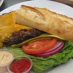 Big Barney's Burger