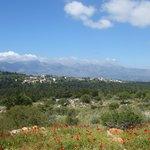in den Bergen von Kreta