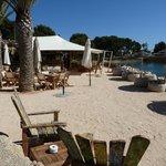 Babylon beach bar