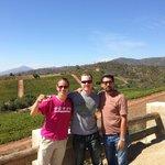 Wine tour with Rene