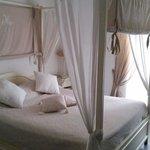 Chambre 19 Mon lit de princesse