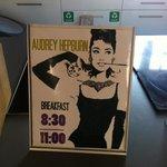 Breakfast at Rivoli