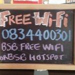 Free Wifi!!!!