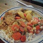 Dinner for 65 rands!
