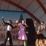Dick Whittington performed by entertainment staff