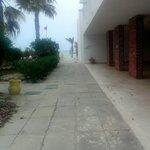 Chambres à ôté de la plage