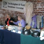 More volunteers with war time artifacts