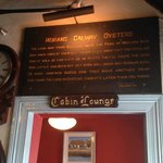 Moran's Cabin Lounge