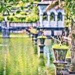 Ujung Water Palace - Padangbai - Bali - Indonesia - Wandervibes - grounds