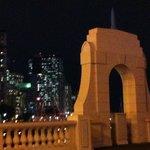 View from William Jolly bridge