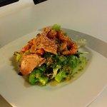 Don Carlos tuna & shrimp salad