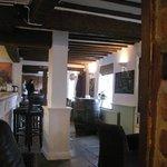 Freshly Decorated Bar Area