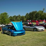 Corvettes for the Vet's, Memorial Day 2014