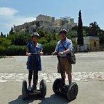 The Acropolis tour with Athens Segway!
