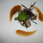 artichaut farcis au foie gras buisson de truffes