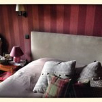 Scottish room - good bed, nice detailed interior, very comfy
