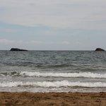Lovely clean beach