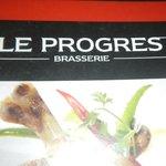 Brasserie na praça principal