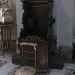 A confessional