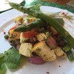 салат в Итальянском ресторане