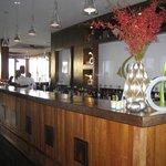 Lounge Bar on Lagoon Side