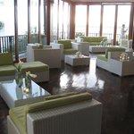 Lounge on Lagoon Side