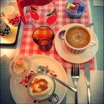 pause cafe chez la Mum