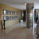 Entrada do restaurante Piazza del Forno no Hotel Convenções Talatona-Luanda