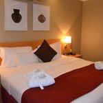 Quarto do Hotel Convenções Talatona-Luanda