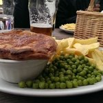 Game Meat Pie...fresh and fabulous !