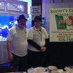 Owners Vince & Bonnie Scuteri