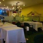 Salón del restaurante L'Albufera