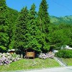 Ristorante Il Rifugio immerso nel verde di Val de Croda